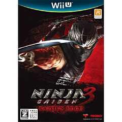 WiiU》ニンジャガイデン3:レイザーズエッジ [176000004]