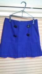 サリア♪青♪可愛いスカート