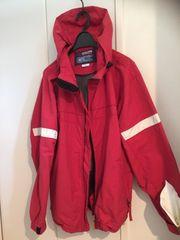 オニール赤スノボーウエアL機能性ジャケット美品