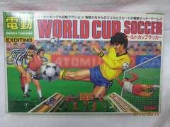 電動ワールドカップサッカー