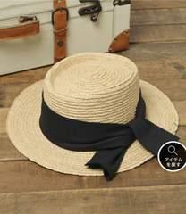 studio CLIP/ラフィアカンカン帽