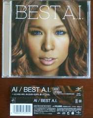 (CD)AI/����BEST A.I.[�ʏ��]���ѕt�����޽ā������؁�