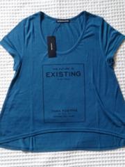 ★新品JURIANO JURREIネイビーAラインTシャツ★09