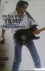 DVD 浜田省吾 ON THE ROAD FILMS PERFORMED BY SHOGO HAMADA