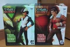 TIGER&BUNNY DXフィギュア1 全2種セット