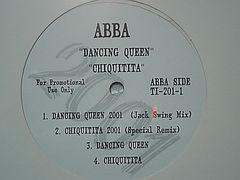 激レア! ABBAアバ歴史的名曲「ダンシング・クィーン/チキチータ」NEW JACK REMIX!