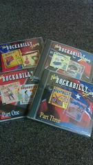 ネオ・ロカビリー・ストーリー廃盤CD 4枚組 クリームソーダ ビリー諸川 プレスリー バンド他