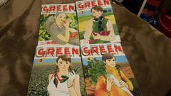 GREEN 農家の嫁になりたい 全巻
