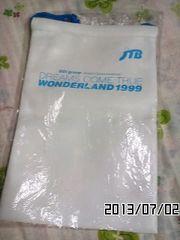 非売品DREAMS COME TRUE WONDERLAND 1999巾着