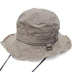 帽子♪ウォッシュコットン アドベンチャー サファリ ハット