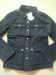 ◆新品rienda黒ミリタリージャケット◆M¥9345