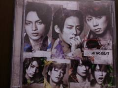 Kis-My-Ft2「AI NO BEAT」初回ROCK盤/DVD付