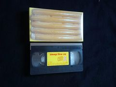 VHS�@1997 SMAP LIVE SU �X�@���C�u�@�����@�R���T�[�g�c�A�[