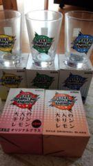 大人のキリンレモン EXILEオリジナルグラス 全5種セット 新品未使用