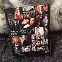 "□gossip girl□ DVD BOX ""final season"""