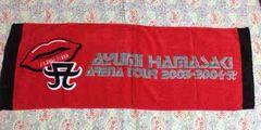 浜崎あゆみ【ARENA TOUR 2003-2004 A】ツアータオル