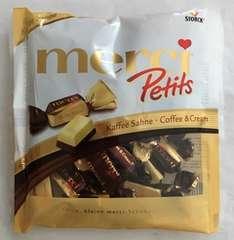 ドイツ☆STORCK merci petits コーヒー&クリーム チョコレート