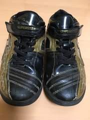 中古20センチ男児防水靴