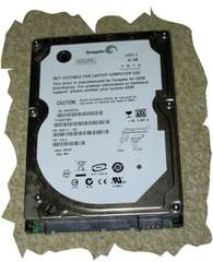◆Seagate◆2.5インチHDD SATA 40GB NO.G1
