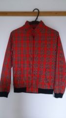 666  ハーリントンジャケット  サイズS  美品  パンク キングモブ好きに