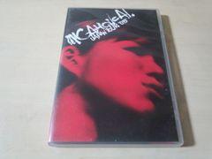 AI DVD「MIC-A-HOLIC A.I. JAPAN TOUR '05」●