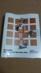 ときめきメモリアル2 手帳型トレカファイル 一文字茜 104枚収納可能