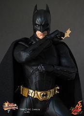 HOTTOYSホットトイズ バットマンダークナイト『オリジナルコスチューム版』開封済 DC