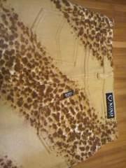 ●XOXO● 豹柄スカート 150