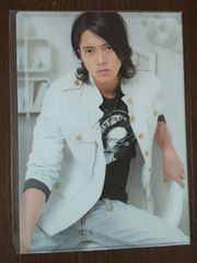 ★NEWS CONCERT TOUR pacific 2007★クリアファイル/山下智久