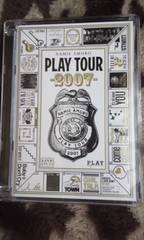 新品同様即決送料無料安室奈美恵PLAY TOUR 2007/ライブDVD