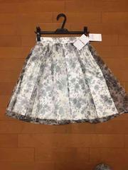 レストローズ L'EST ROSE 新品タグ付 スカート M