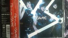 激安!激レア☆!Perfume/GAME☆初回限定盤/CD+DVD☆帯付き!超美品!