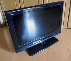 �O�HREAL26�C���`�t���e���r LCD-26BHR400��HDD/BD/DVD