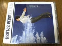CUNE CD GREAT SPLASH �T�����C�h���C�u