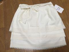 新品&即決.Private Label.三段レーススカート.14,700円