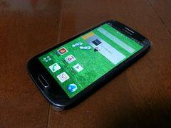 即落/即発!!新品未使用 SC-03E Galaxy S3 α ブラック LTE Xi
