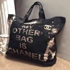 Fashion Passion Junkie MY OTHER BAG vetements 424 OFFWHITE