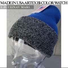 帽子★ARTEX★MADE IN U.S.Aニット帽*ビーニー*ニットキャップ