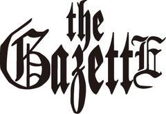 the GazettE �K�[�b�g�@�J�b�e�B���O�@�X�e�b�J�[
