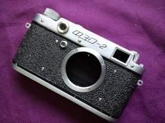 Leica型Fed.II型ボディ1958年
