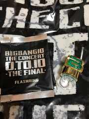 BIGBANG0.TO.10 THE FINAL LIVE フラッシュリングTOPトップ