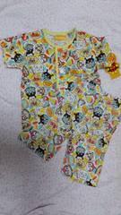 新品☆黄色☆アンパンマンぱじゃま95