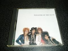 CD「ジャスティナスティ(Justy-Nasty)/PLEASURE OF THE SLUTS」