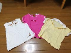 女の子用セット★Tシャツ、パンツなど
