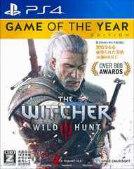 PS4#ウィッチャー3 ワイルドハント GAME OF THE YEAR EDITION 新品