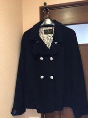 フェリシモ☆サニクラ美品マリンなPコート3L