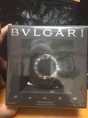 新品未使用!BVGARI BLACK 75ml