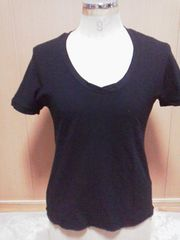 DKNYダナ・キャランTシャツ黒Sサイズ