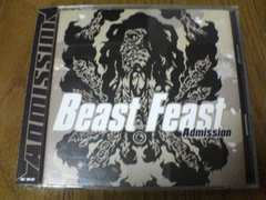 CD BEAST FEAST ADMISSION  2���g �p��