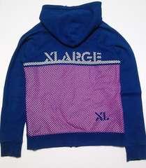 XLARGE �G�N�X�g�����[�W�@�X�g���C�v�t���W�b�v�p�[�J�[